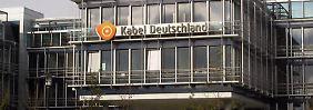 Kabel Deutschland streitet mit ARD und ZDF vor Gericht um die Zahlung von Einspeiseentgelten. Foto: Kabel Deutschland