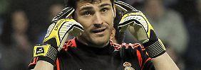 Rot verhindert totalen Casillas-Eklat: Mourinho mobbt Real Madrid