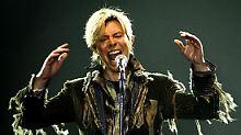 David Bowie ist ein Sonderling in der Musikbranche.