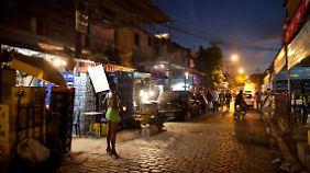 Alleine in Belo Horizonte gibt es rund 80.000 Prostituierte.