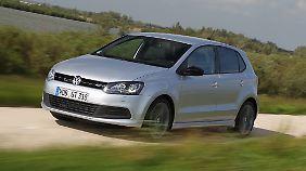 Der VW Polo ist der beliebteste Kleinwagen.