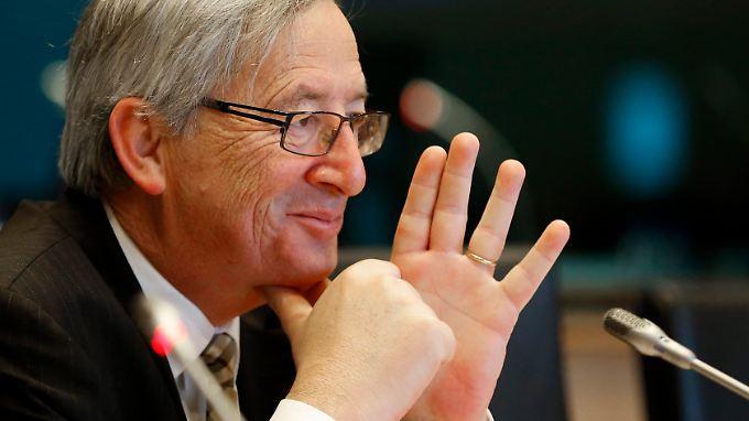 Abschied ohne Wehmut: Eurogruppen-Chef Juncker.