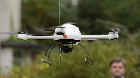 n-tv Ratgeber: Drohnen erobern den Himmel