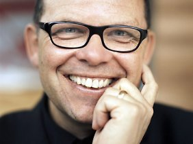Peter Schreyer, Chefdesigner bei Kia.