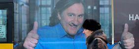 """Russlands Opposition ohne Idee"": Depardieu weiß Bescheid"