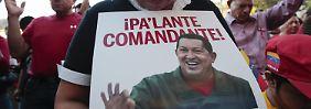 """""""Lage ist komplex und heikel"""": Chavez kämpft um sein Leben"""