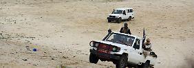 """""""Das Tor zur Hölle geöffnet"""": Islamisten schlagen zurück"""