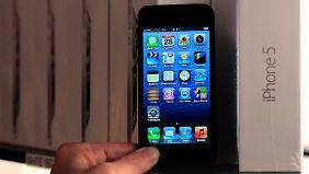 Sinkende iPhone-Nachfrage: Apple dampft Bauteil-Aufträge ein