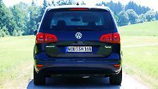 VWs neuer Sharan: Familienglück neu aufgelegt