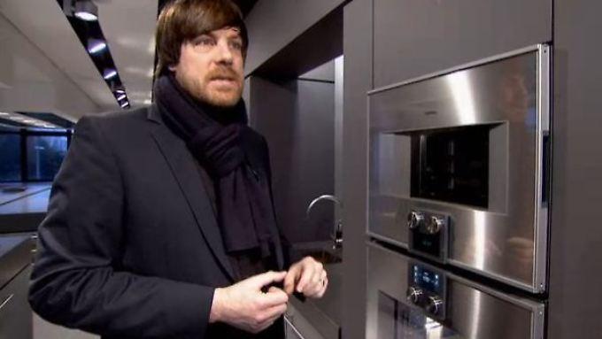 n-tv Ratgeber: Wie ein Küchendesigner arbeitet