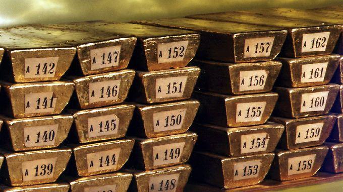 Neues Lagerkonzept: Bundesbank will Gold nach Deutschland holen