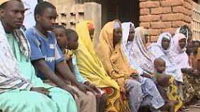 Lage in der Sahelzone gefährlich: Hunderttausende Malier fliehen