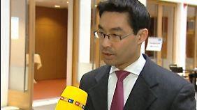 """Philipp Rösler im n-tv Interview: """"Deutsche Wirtschaft ist robust"""""""