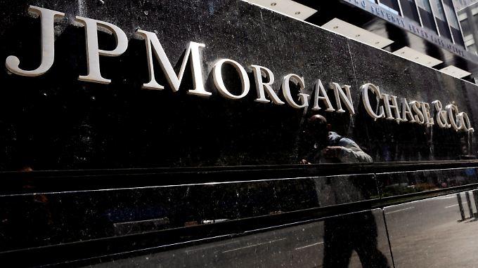 Großbanken sind ein gefundenes Fressen für Hacker-Angriffe.