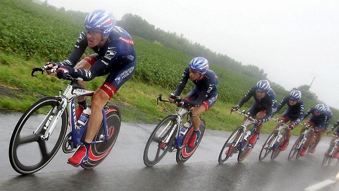 Im Profi-Radsport wird Doping mit hohem Aufwand betrieben.