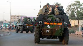 Rache für französischen Mali-Einsatz: Islamisten nehmen Geiseln