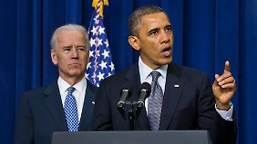 Neues Maßnahmenpaket vorgestellt: Obama will Waffenrecht einschränken