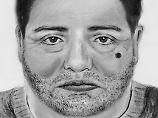 Tunnelgangster wird gesucht: Polizei zeigt Phantombild