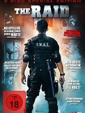 """""""The Raid"""" ist ab 25. Januar 2013 als DVD oder Blu-ray erhältlich."""