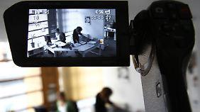 Überwachung am Arbeitsplatz: Gesetzentwurf stößt auf Kritik