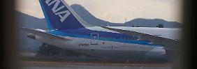 """Boeing steht zum """"Dreamliner"""": Pannenjets bleiben im Werk"""