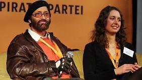 Lange Gesichter am Wahlabend bei den Spitzenkandidaten.