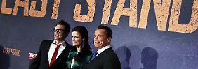 """""""Ich liebe Maria immer noch"""": Schwarzenegger hofft weiter"""
