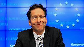 Der neue Mr. Euro: Dijsselbloem folgt auf Juncker
