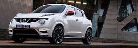 Nissan ruft seine Motorsportabteilung Nismo auf den Plan, um dem kleinen Lifestyle-SUV Juke Beine zu machen.