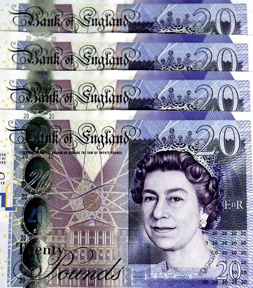 32 Pfund In Euro