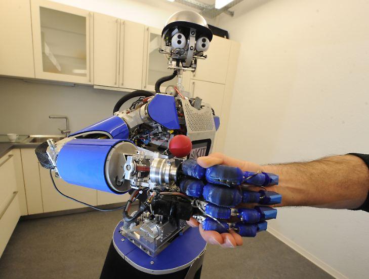 maschinen mit weltbild humanoide roboter treten ins leben n. Black Bedroom Furniture Sets. Home Design Ideas