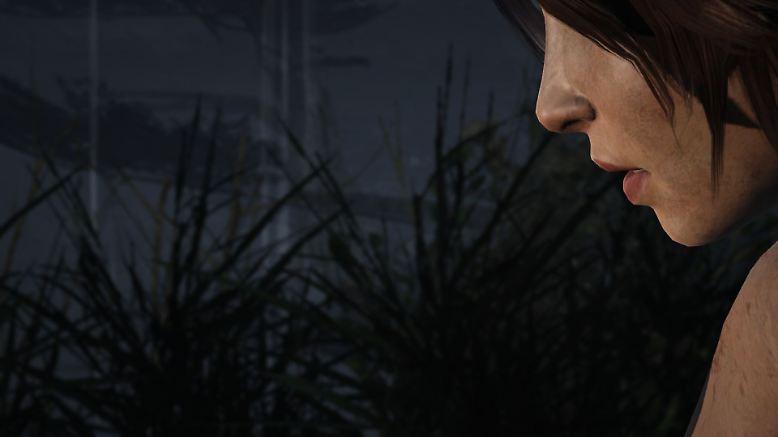 Das ist Nora Tschirner. Zumindest ihre Stimme. Das Gesicht gehört Lara Croft. Nach fünfjähriger Unterbrechung geht die Videospiel-Archäologin wieder auf die Jagd nach Schätzen.