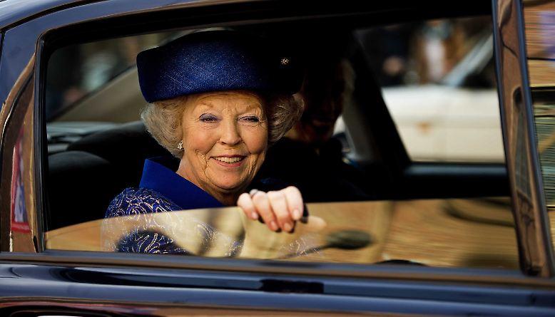 Machen Sie's gut, Majestät.
