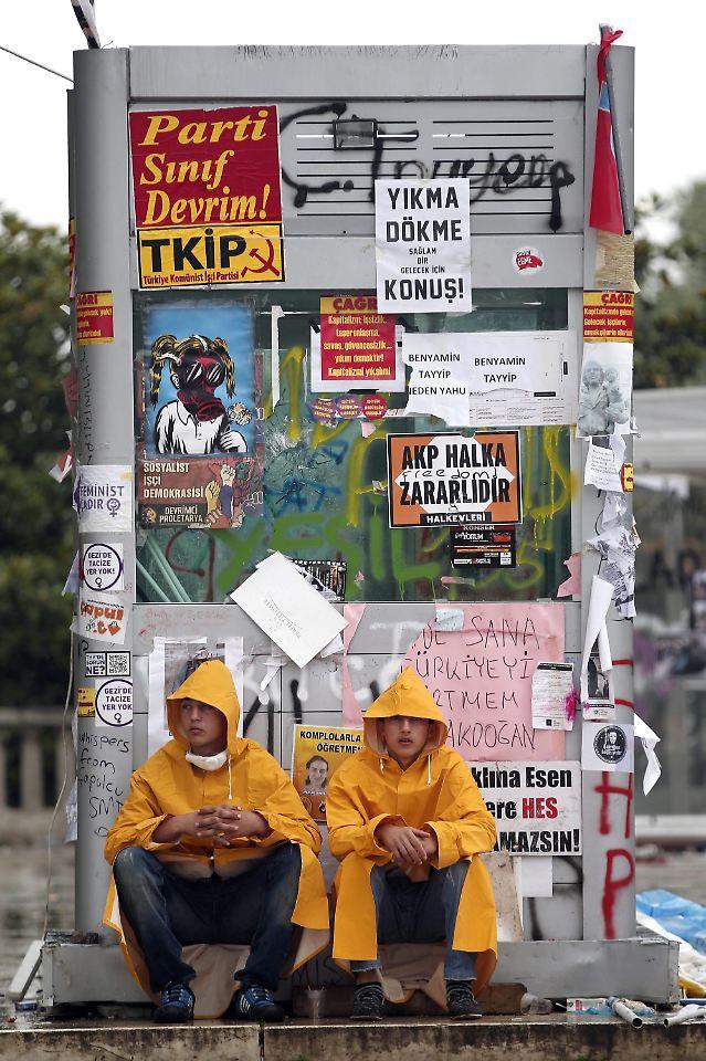 Taksim - Magazine cover
