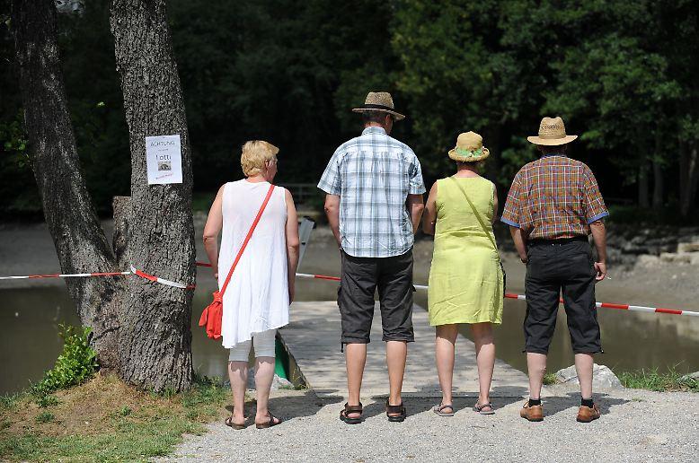 Was täten wir Deutschen im Sommer, wenn es nicht die alljährlichen Schock-Horror-Alarm-Meldungen über gefährliche Tiere in den Randbereichen unserer Zivilisation gäbe.