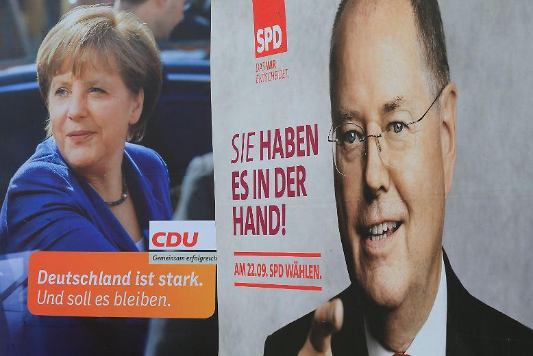 Sie oder er? Das ist die Frage im Wahlkampf 2013. Peer Steinbrück ist Kanzlerkandidat, Merkel ist Kanzlerin. Zurzeit sind beide in aller Munde. Doch im Rückblick erinnert man sich fast nur an die Wahlsieger. Doch auch unter den gescheiterten Kandidaten gibt es viele denkwürdige Persönlichkeiten. Der erste ...
