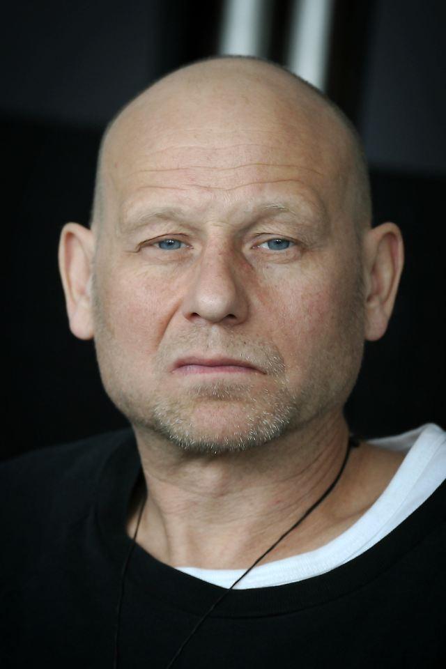 Deutscher Schauspieler Bernd Michael
