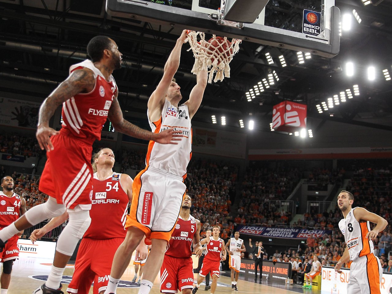 Airball, Dunk, Steal: Das Basketball-ABC - n-tv.de