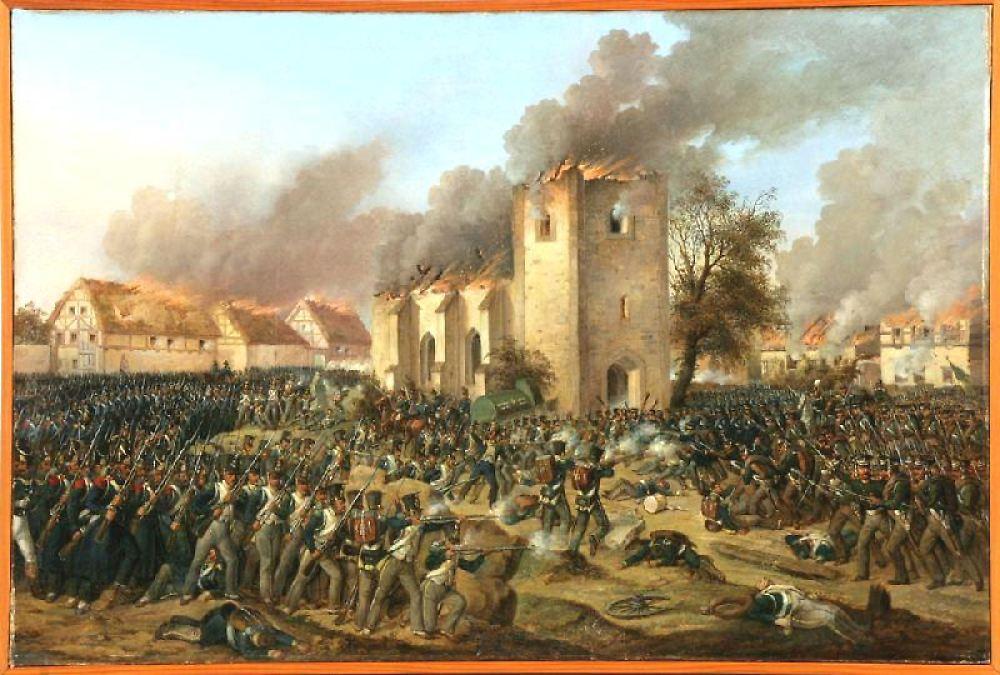 Niederlage Napoleons