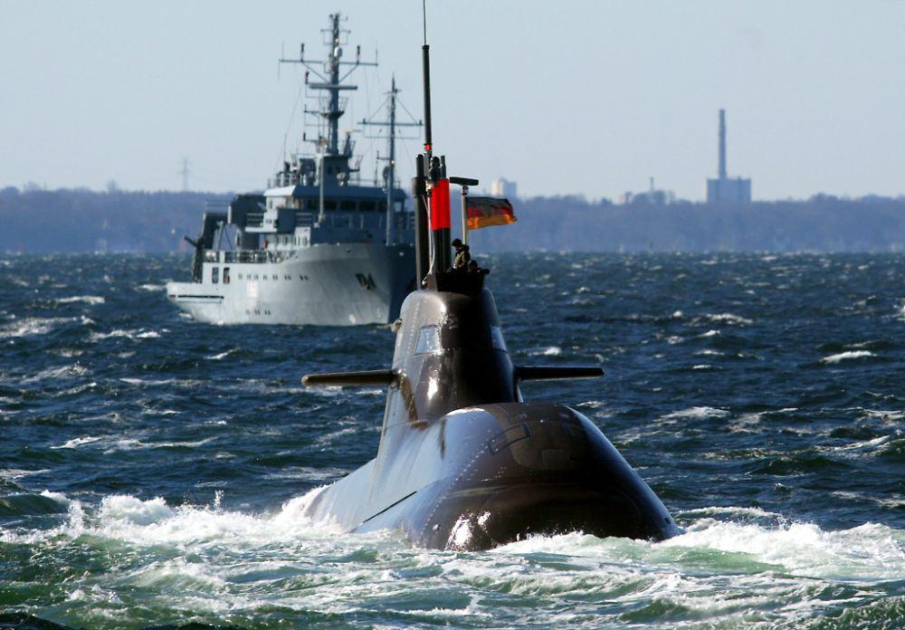 U Boot Walrus Klasse Strategisches Risiko f...