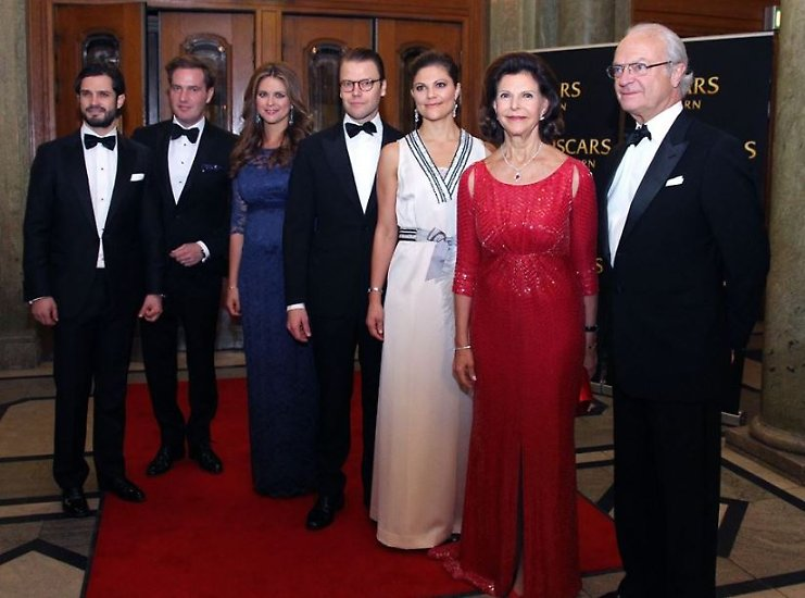 Es war einmal eine schwedische Königsfamilie - fast wie aus dem Bilderbuch.