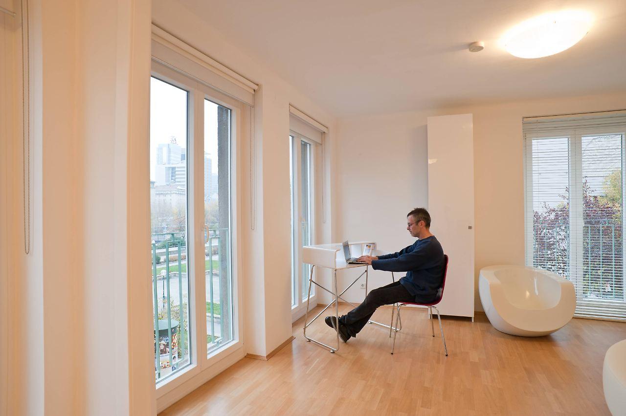 kein platz im b ro wann das homeoffice absetzbar ist n. Black Bedroom Furniture Sets. Home Design Ideas