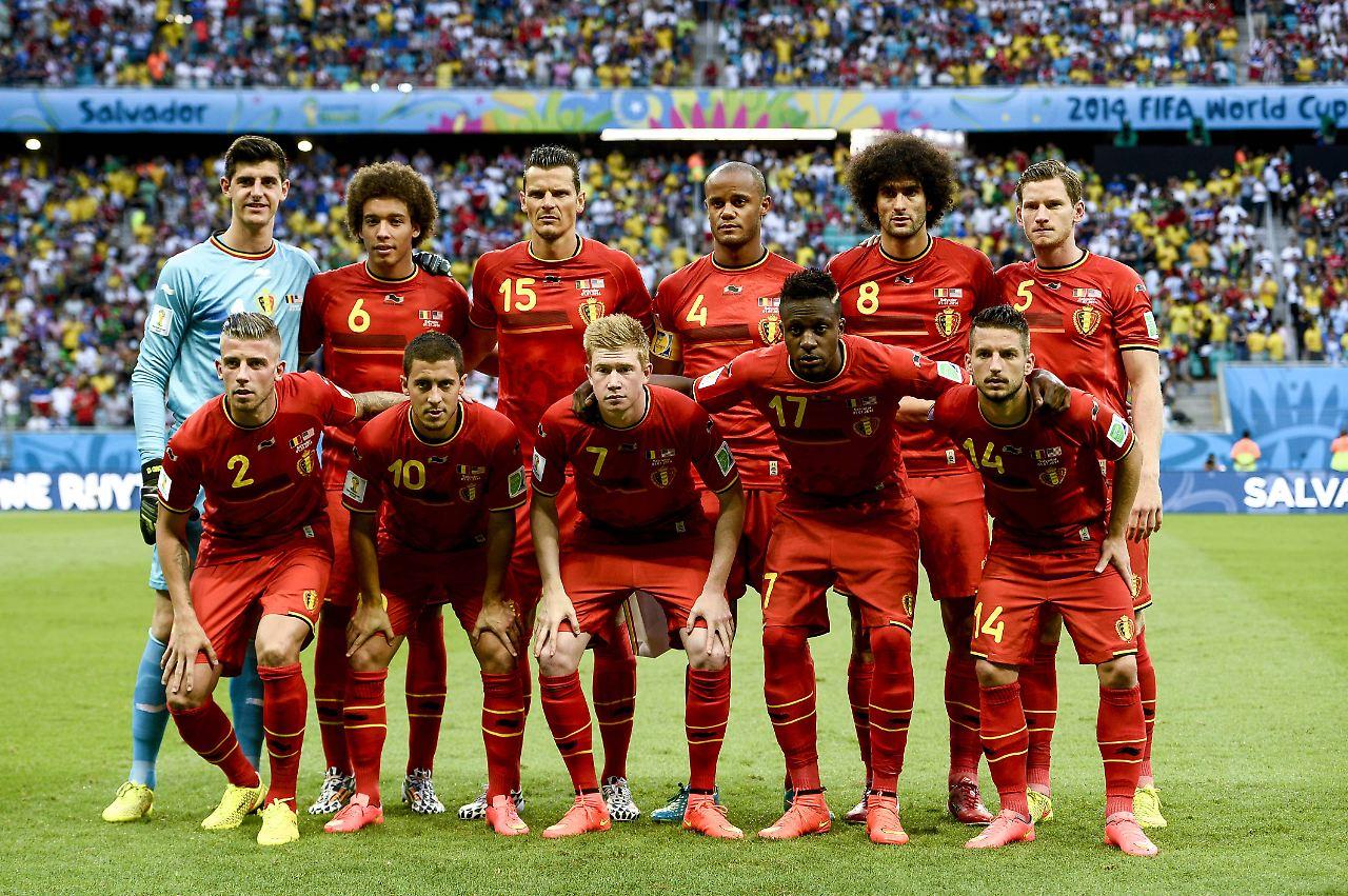 Belgische Nationalmannschaft