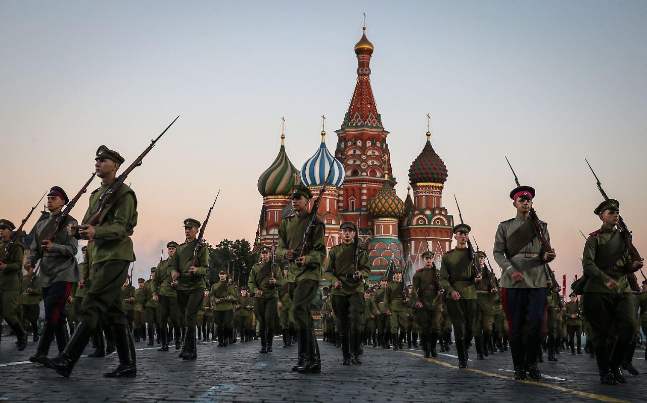 Eu Staaten Setzen Ein Zeichen Russland Sanktionen Greifen