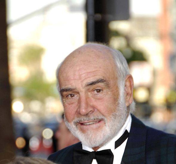 Sean Connery ist ein Ja-Sager, …