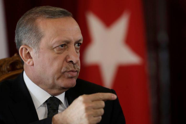 Recep Tayyip Erdogan hat jetzt unendlich viel Platz.