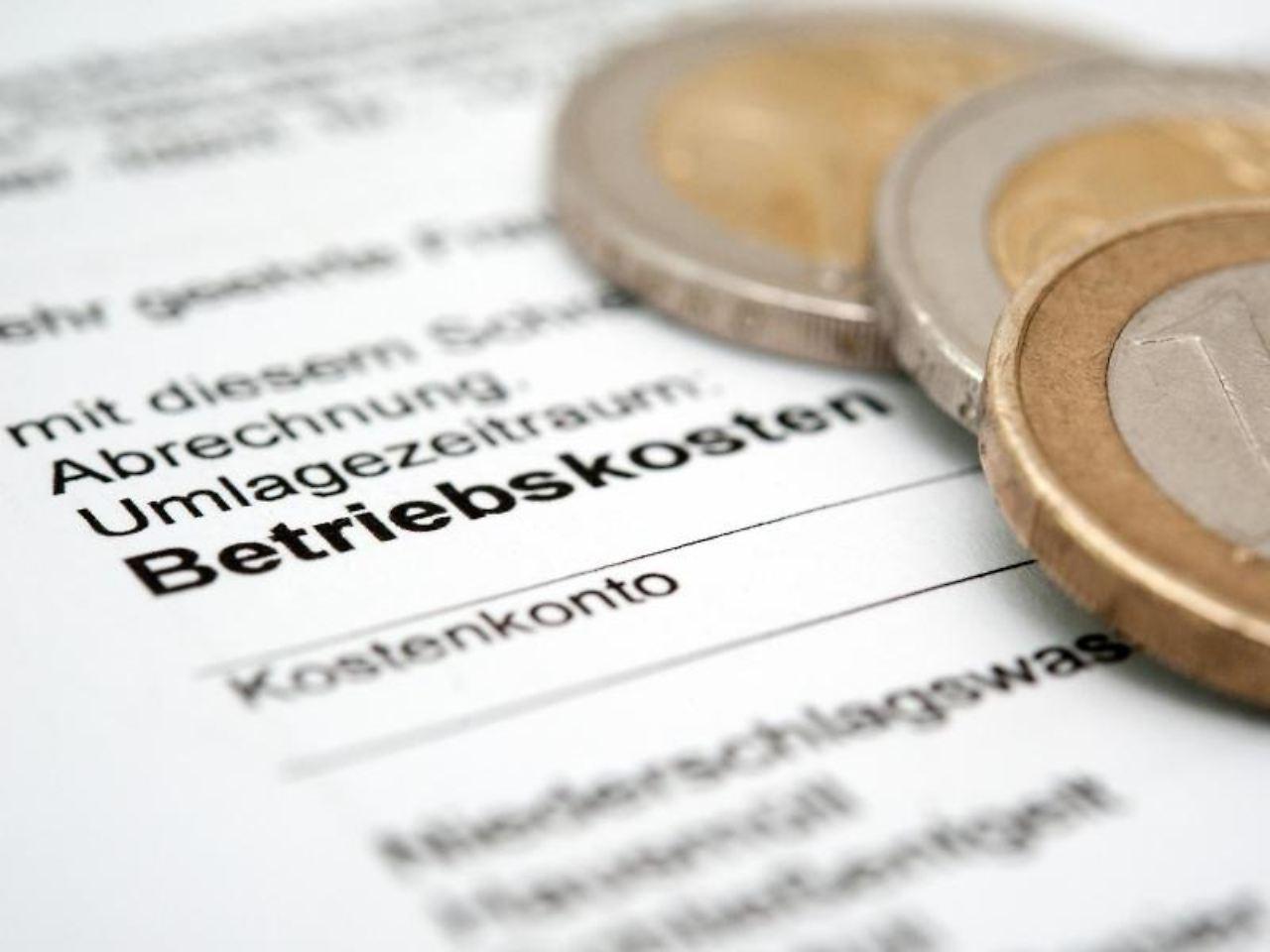 Wohnungskosten nutzen: Betriebskosten bei der Steuer absetzen - n-tv.de