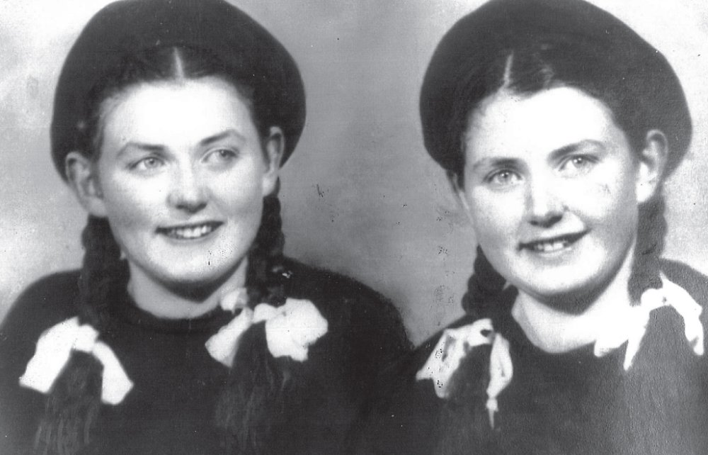 Mengele Zwillinge