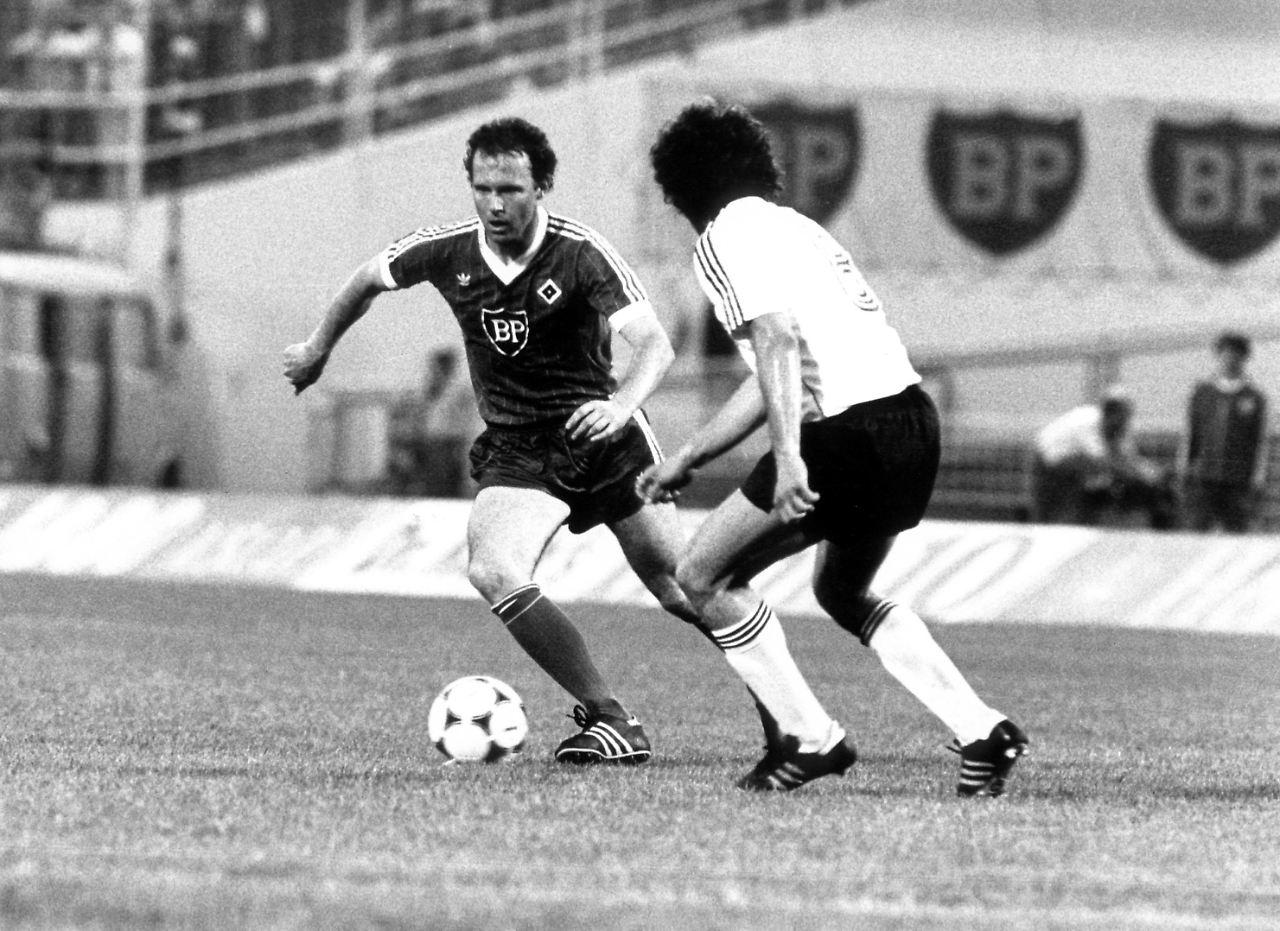Beckenbauer Hsv