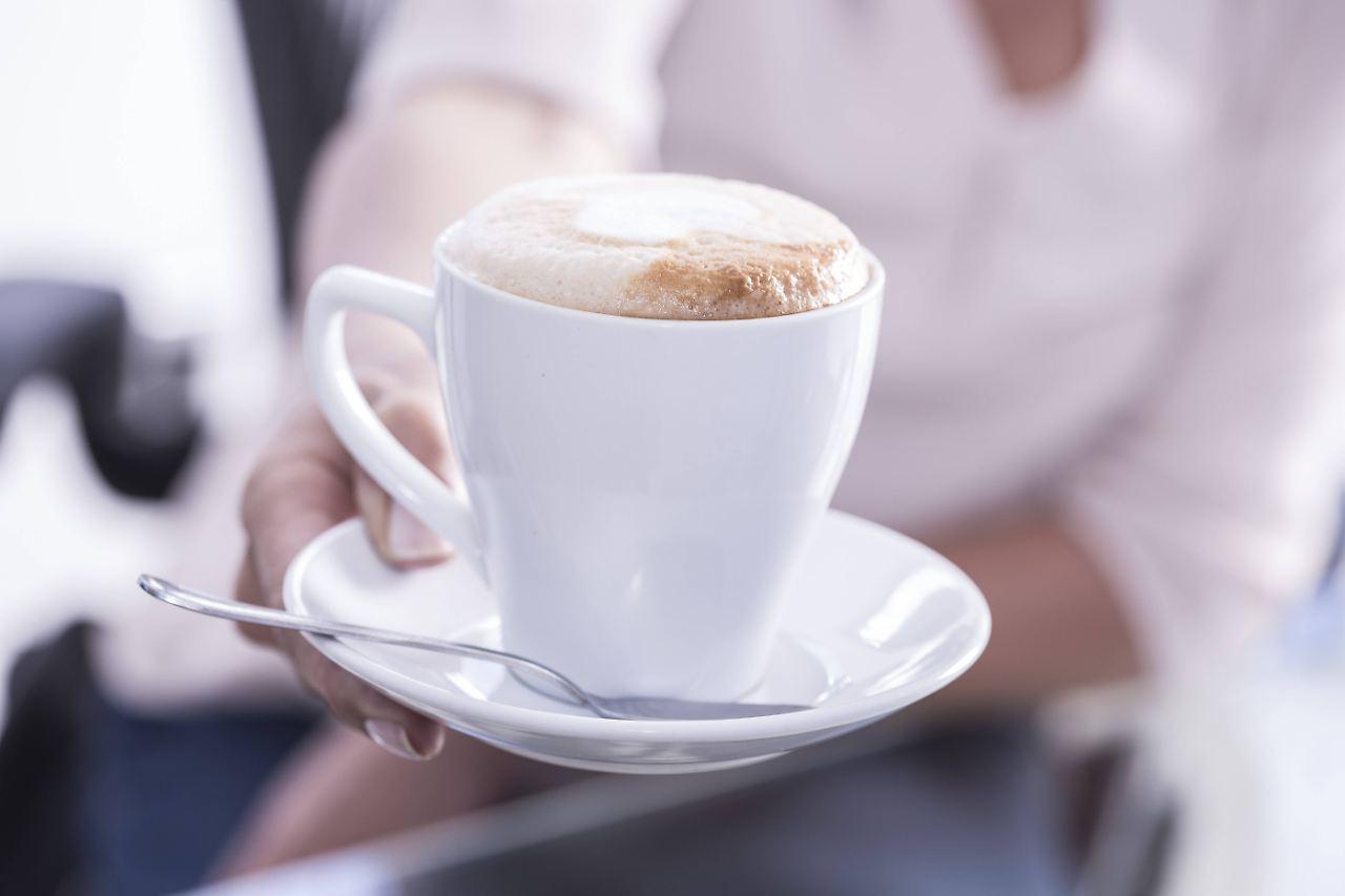 Weniger DNA-Stränge brechen: Kaffee hält Erbgut in Schuss - n-tv.de